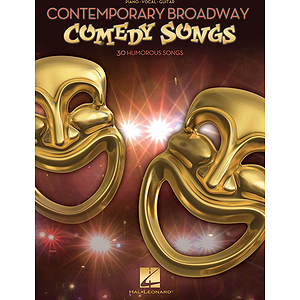 Contemporary Broadway Comedy Songs
