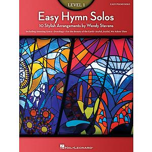 Easy Hymn Solos - Level 1