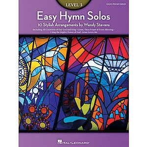 Easy Hymn Solos - Level 3