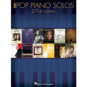 More Pop Piano Solos