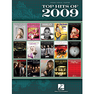 Top Hits of 2009