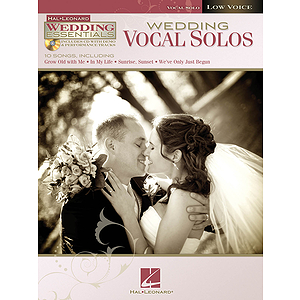 Wedding Vocal Solos