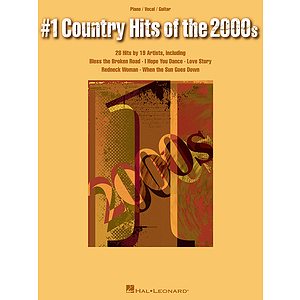 #1 Country Hits of the 2000s