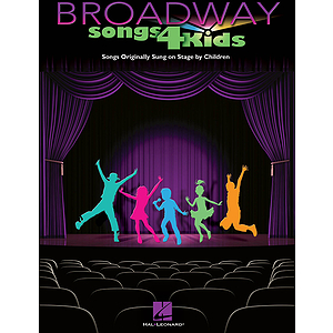 Broadway Songs for Kids