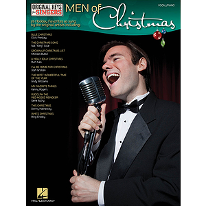 Men of Christmas - Original Keys for Singers