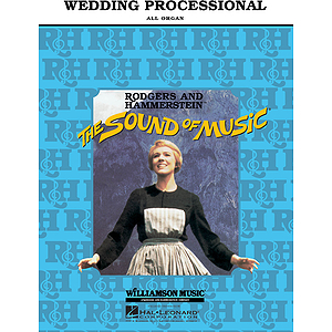 Wedding Processional (from The Sound of Music)