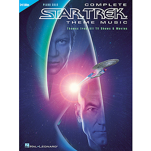 Complete Star Trek Theme Music - 3rd Edition