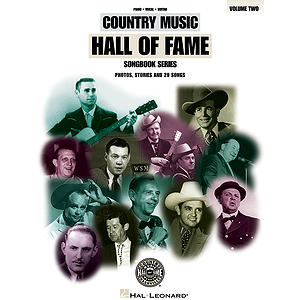 Country Music Hall of Fame Volume 2