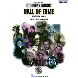 Country Music Hall of Fame - Volume 4