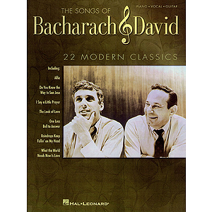 The Songs of Bacharach & David