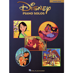 Disney Piano Solos