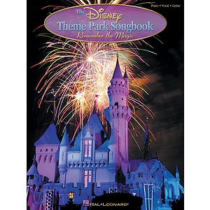 The Disney Theme Park Songbook