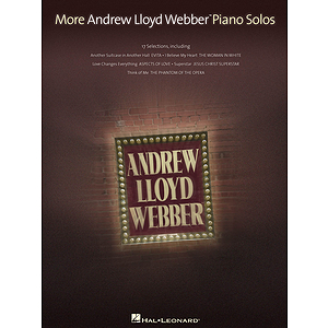 More Andrew Lloyd Webber Piano Solos