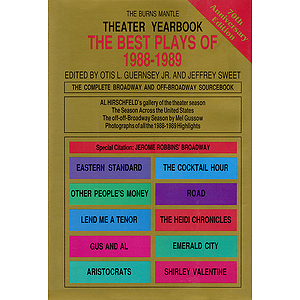 Theater Yearbook 1988-1989