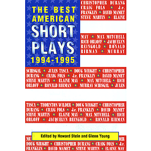 The Best American Short Plays 1994-1995