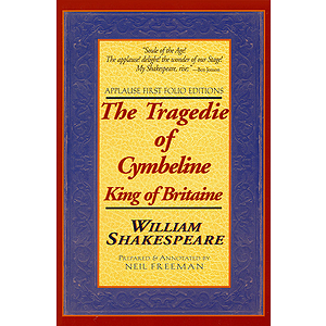 The Tragedie of Cymbeline, King of Britaine