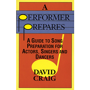 A Performer Prepares