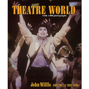 Theatre World, 1997-1998, Vol. 54