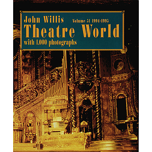 Theatre World 1994-1995, Vol. 51