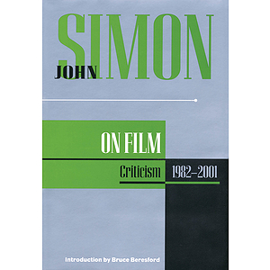 John Simon on Film