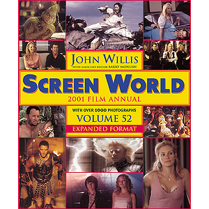 Screen World 2001, Vol. 52