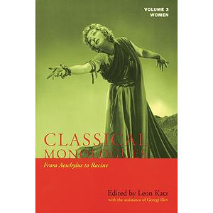 Classical Monologues: Women