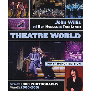Theatre World Volume 57 - 2000-2001