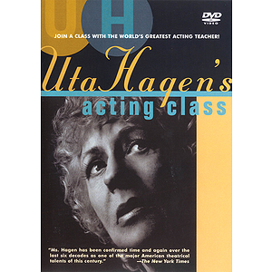 Uta Hagen&#039;s Acting Class (DVD)