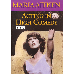 Acting in High Comedy (DVD)