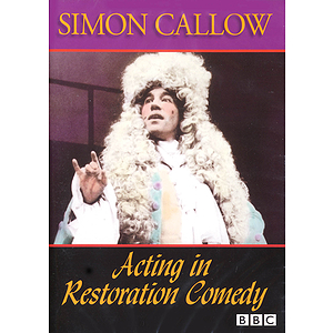 Acting in Restoration Comedy (DVD)