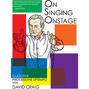 On Singing Onstage (DVD)