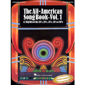 The All-American Songbook, Volume 1