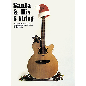 Santa and His 6-String
