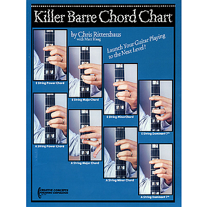 Killer Barre Chord Chart