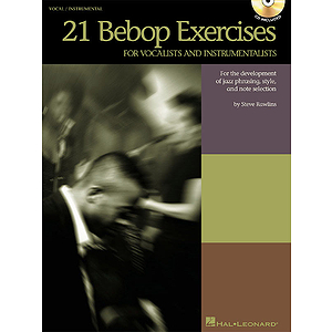 21 Bebop Exercises