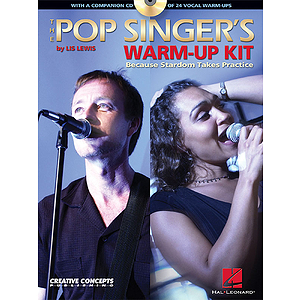 The Pop Singer's Warm-Up Kit