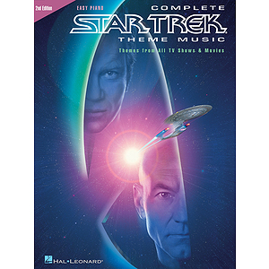 Complete Star Trek Theme Music - 2nd Edition