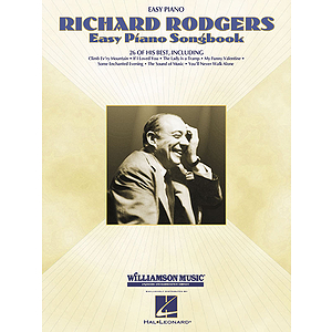 Richard Rodgers Easy Piano Songbook