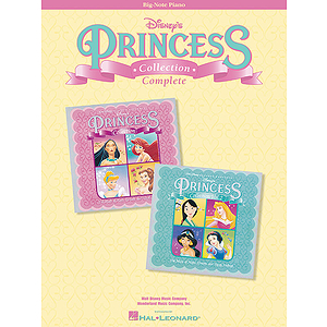 Disney&#039;s Princess Collection Complete