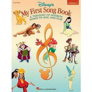 Disney's My First Songbook, Volume 2
