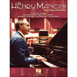 The Henry Mancini Easy Piano Collection