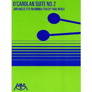O' Carolan Suite #2 (Marimba Trio)