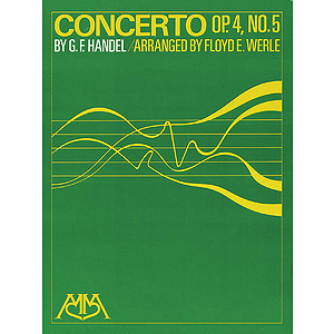 Concerto Op. 4, No. 5