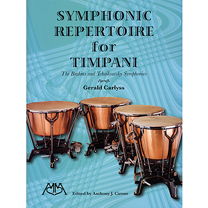 Symphonic Repertoire for Timpani