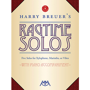 Harry Breuer&#039;s Ragtime Solos