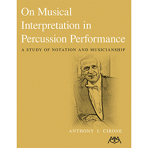 On Musical Interpretation in Percussion Peformance