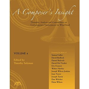 A Composer's Insight - Volume 4