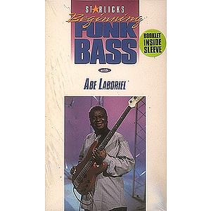 Beginning Funk Bass (VHS)