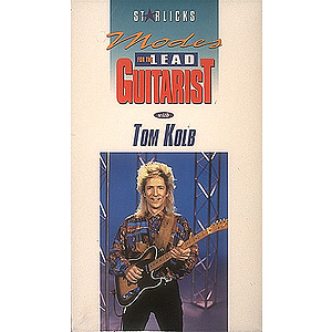 Modes for the Lead Guitarist (VHS)