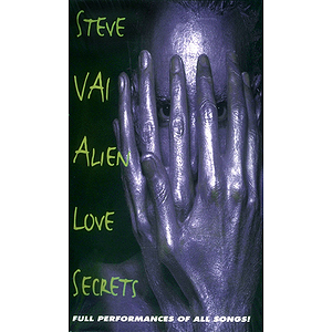 Steve Vai - Alien Love Secrets (VHS)